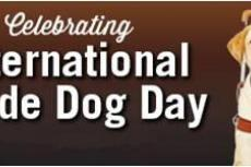 Internationale dag van de Geleidehond